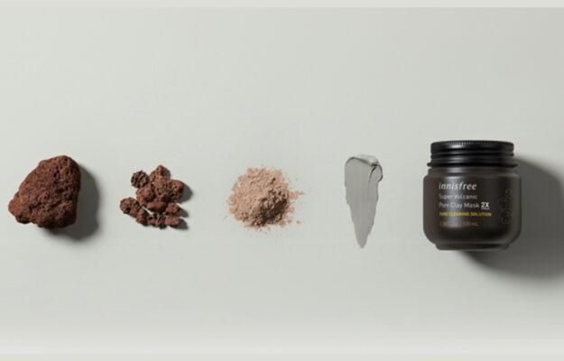 Review 4 loại mặt nạ đất sét Innisfree
