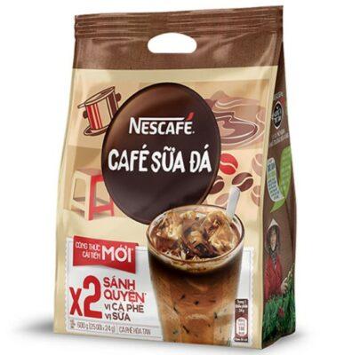 TOP 5 loại cafe sữa đá hòa tan được tin dùng nhất