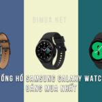 Đồng hồ thông minh Samsung GWatch đáng mua nhất